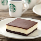 Starbucks Brownie Cheesecake